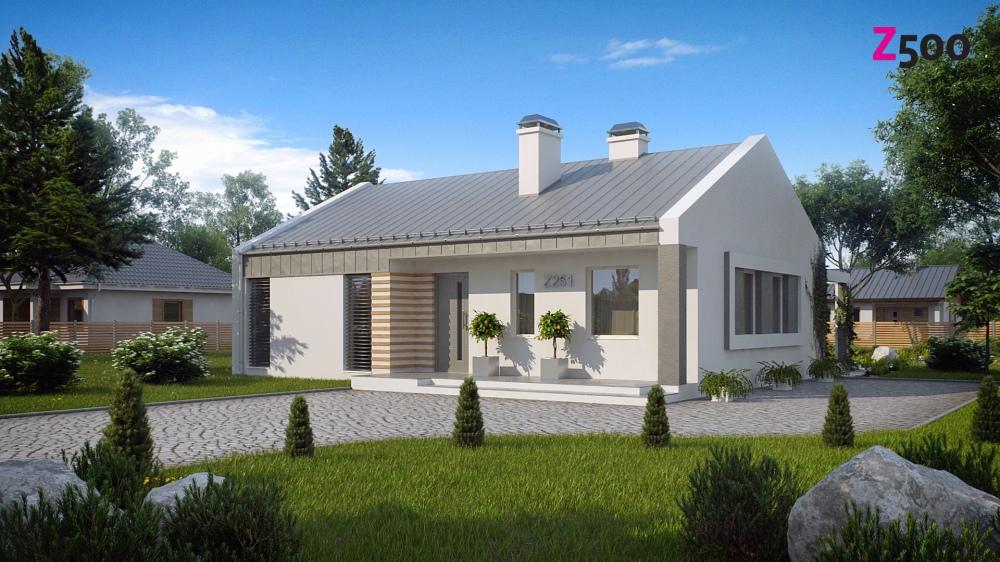 Проект дома на 120 м.кв