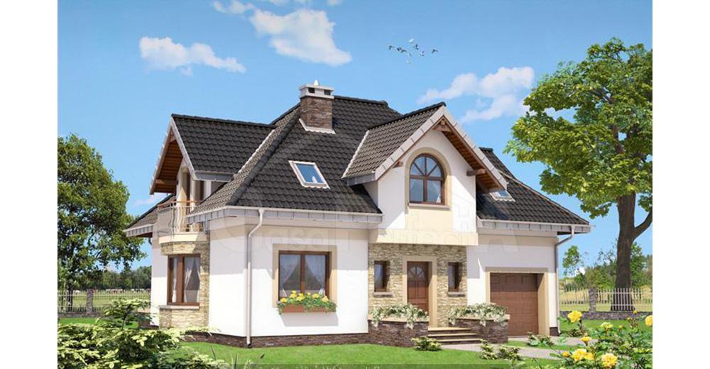 Proiect Casa A34