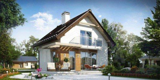 Proiect casa 110 mp