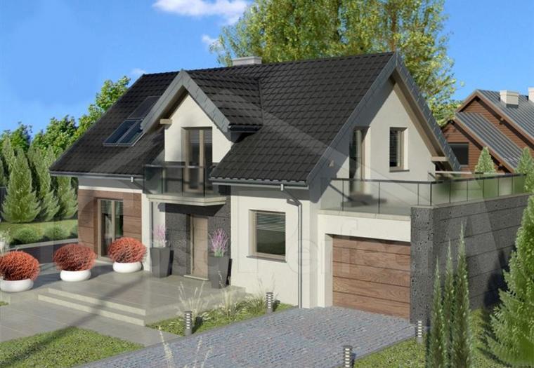 Проект дома на 230 м.кв