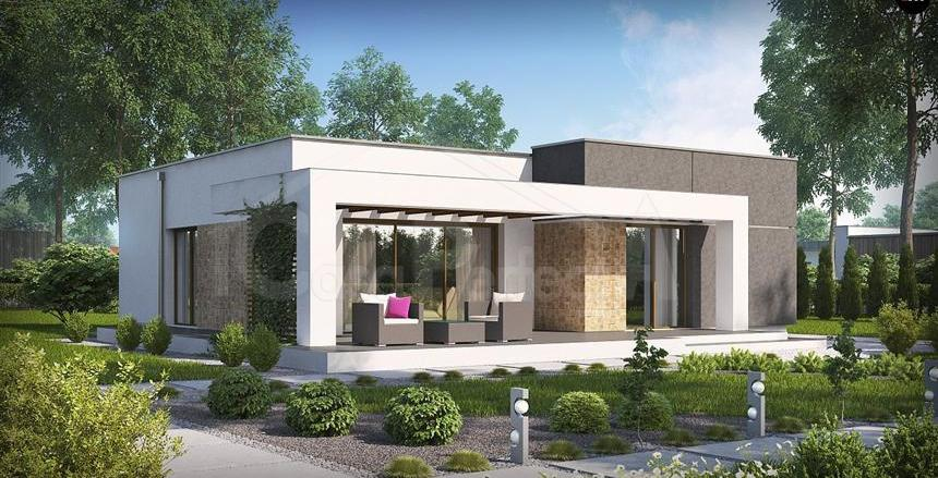 Проект дома на 115 м.кв