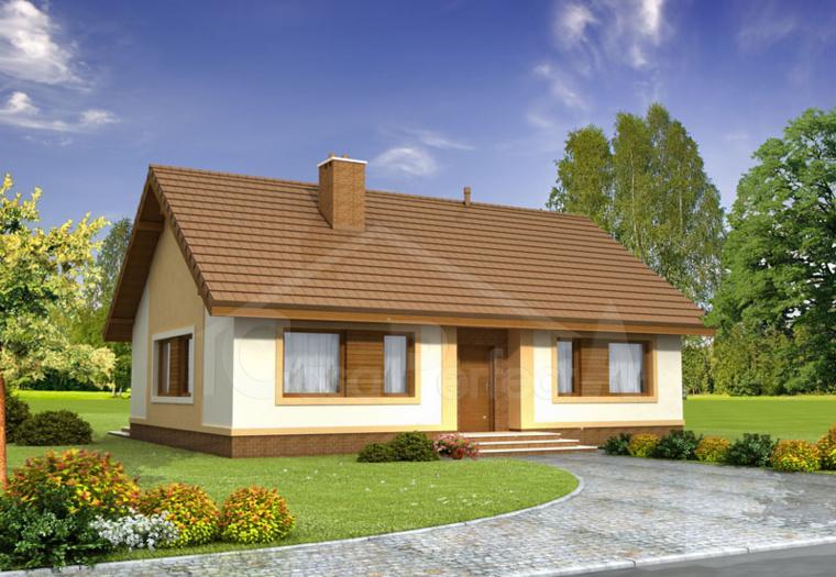Proiect casa A38