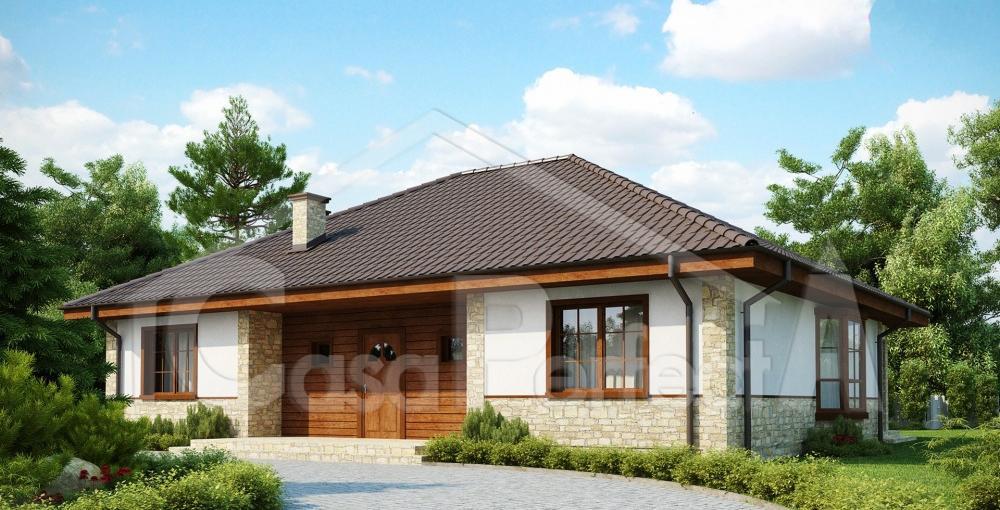 Proiect casa parter A55