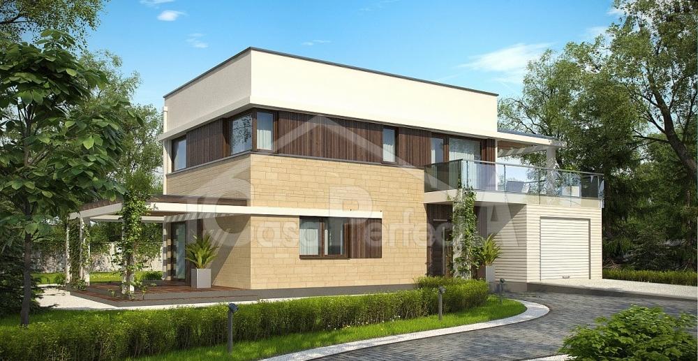 Проект дома на 181 м.кв
