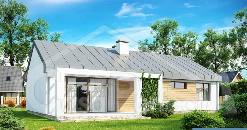 Proiect casa parter A58