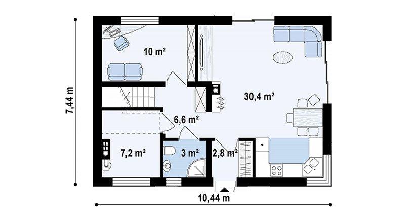 Proiect-casa-cu-mansarda-2330120-parter