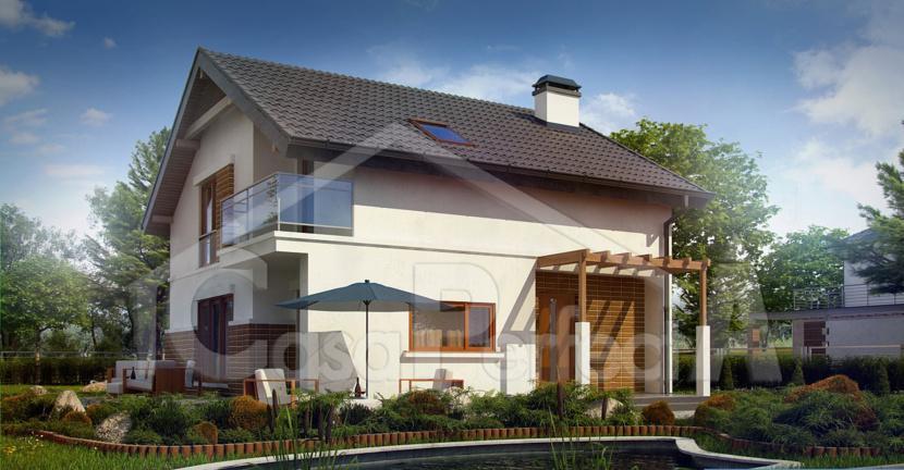 Проект дома на 175 м.кв