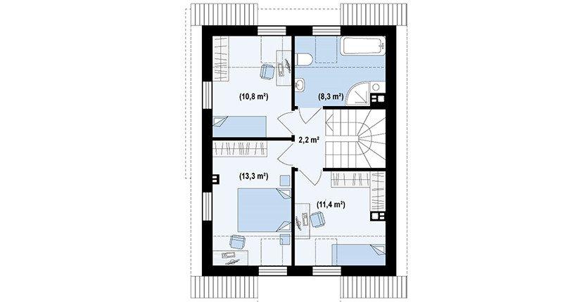 Proiect-casa-cu-mansarda-290012-mansarda