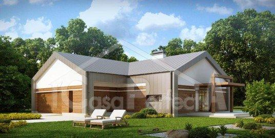 Proiect casa parter A104