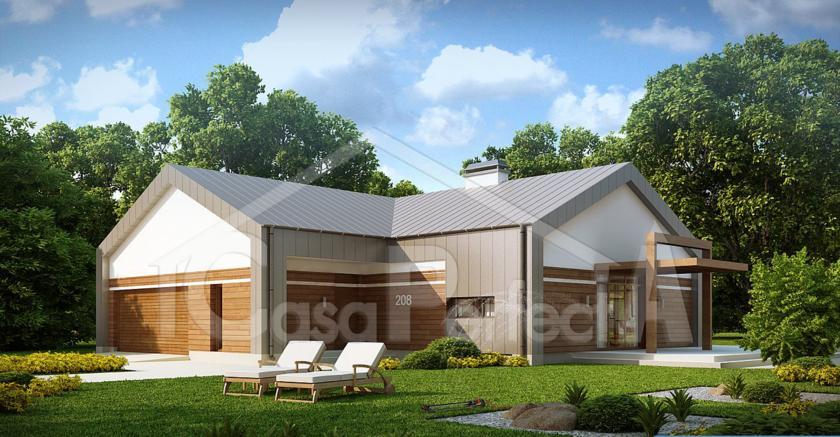 Проект дома на 190 м.кв