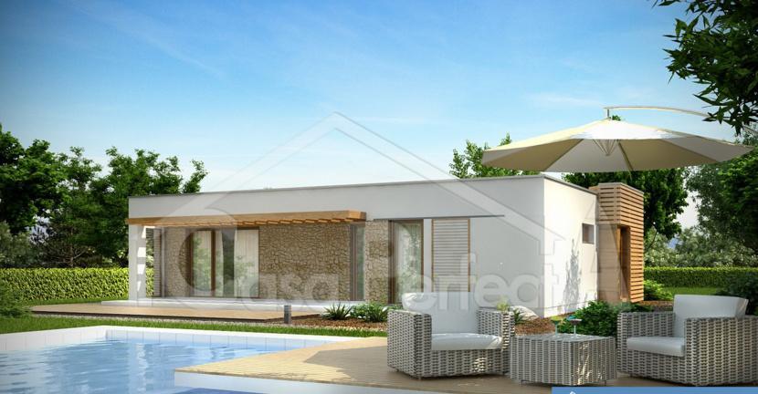 Proiect casa parter A63
