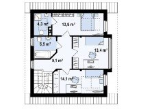 Proiect-de-casa-medie-Parter-Mansarda-47011-mansarda