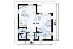 Proiect-de-casa-medie-Parter-Mansarda-62011-parter