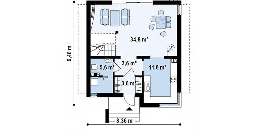 Proiect-de-casa-mica-Parter-Mansarda-112011-parter