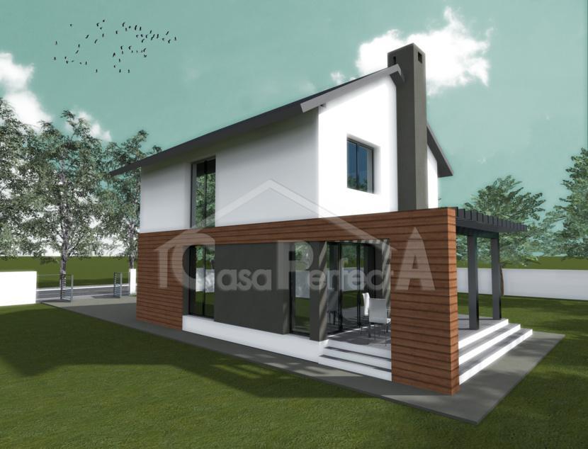 Проект дома на 170 м.кв