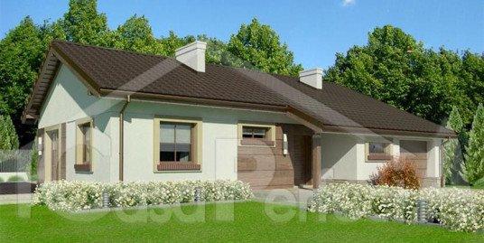 Proiect casa cu parter A83