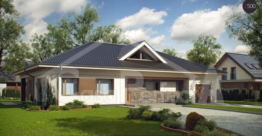 Proiect Casa A117