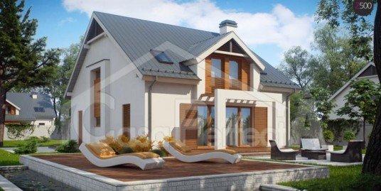 Proiect Casa A136