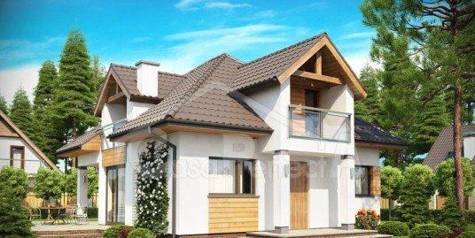Proiect casa A115