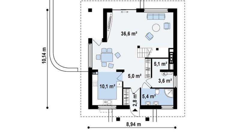 Proiect-casa-cu-Mansarda-145011-parter