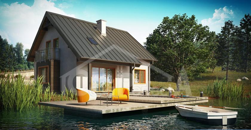 Проект дома на 180 м.кв