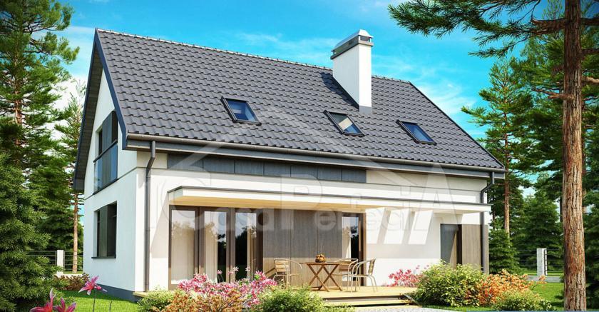 Proiect Casa A132