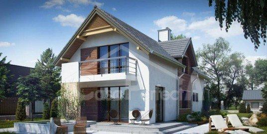Proiect Casa A116