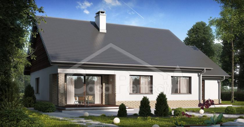 Proiect Casa A124