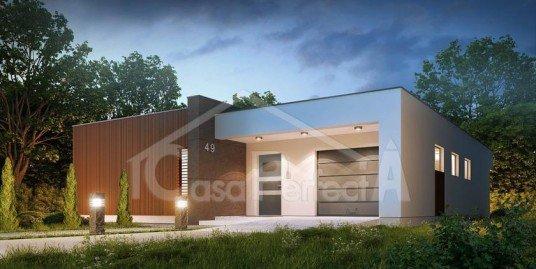 Proiect Casa A140