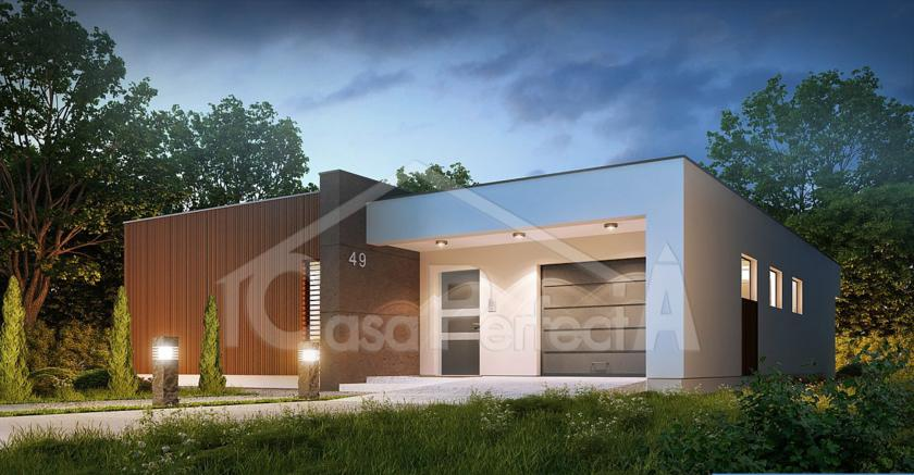 Проект дома на 210 м.кв