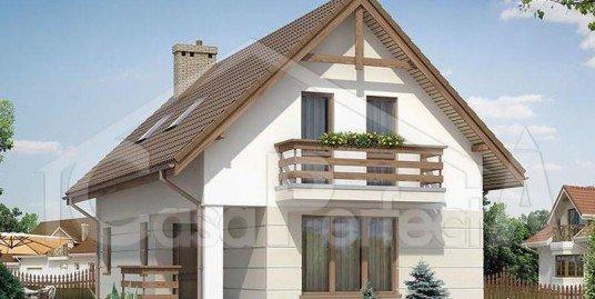 Proiect Casa A126
