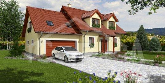 Proiect casa A175