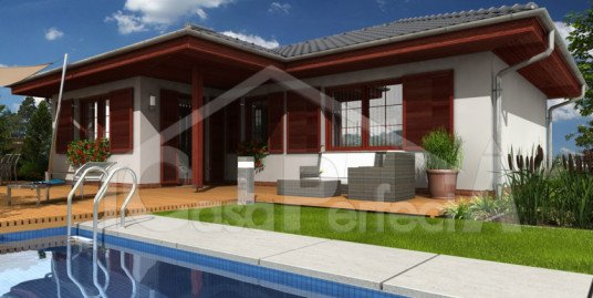 Proiect casa A190