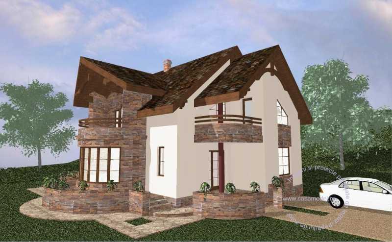 Proiect casa A207