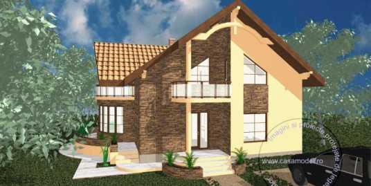 Proiect casa A215