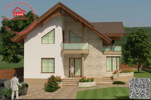 Proiect casa A204