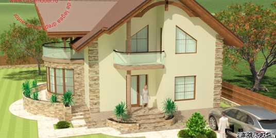 Proiect casa A199