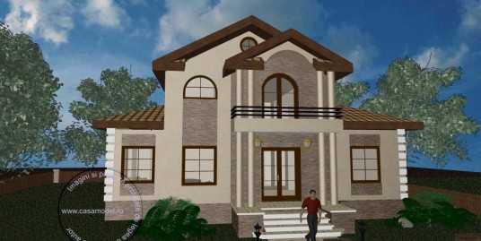 Proiect casa A201