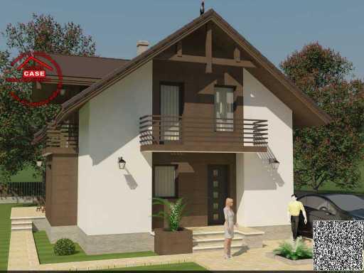 Проект дома на 137 м.кв
