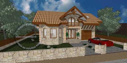 Proiect Casa A218