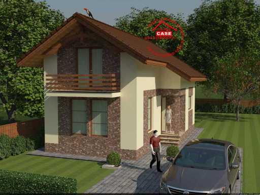 Проект дома на 108 м.кв