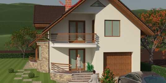 Proiect Casa A217