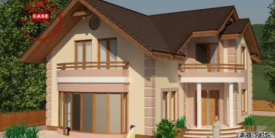 Proiect casa A205