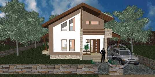 Proiect Casa A244