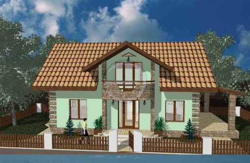 Proiect Casa A243