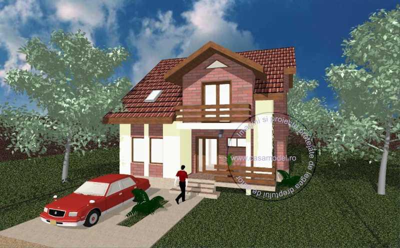 Proiect casa A202