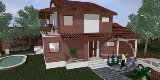 Proiect casa A214