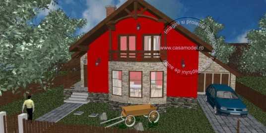 Proiect casa A216