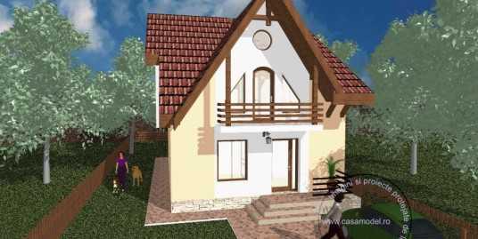 Proiect Casa A242