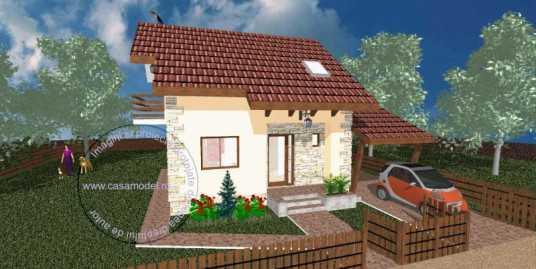 Proiect Casa A252
